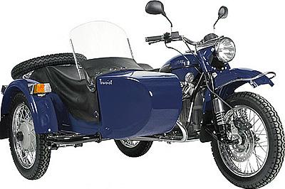 Каталог мотоциклов Урал - 750cc.ru