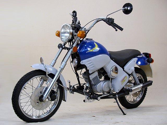 Минимотоцикл иж 2 673 корнет имеет