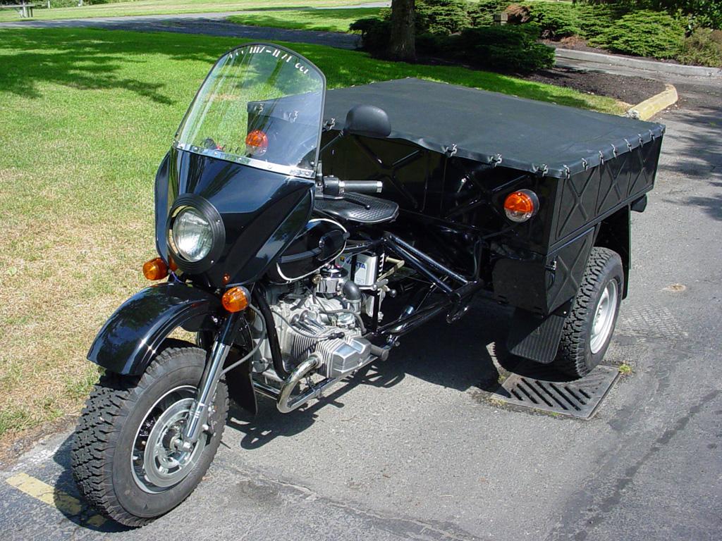 Трицикл своими руками из мотоцикла урал 181