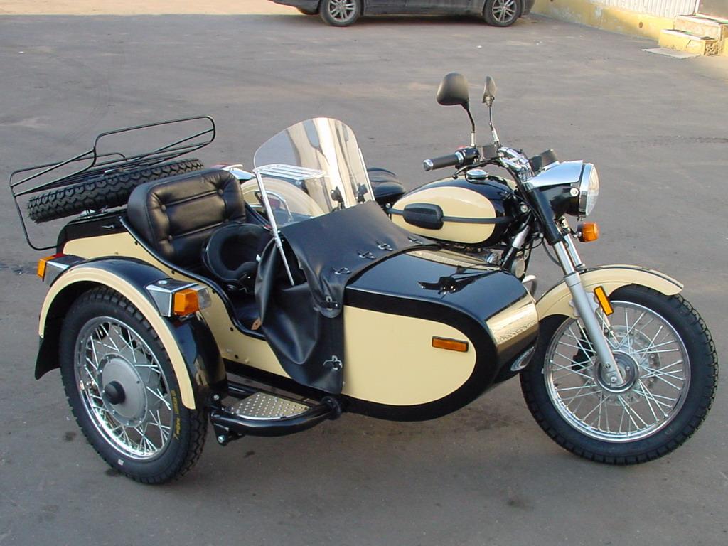 Фото мотоцикл урал днепр